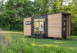 Alpha New Frontier Tiny House
